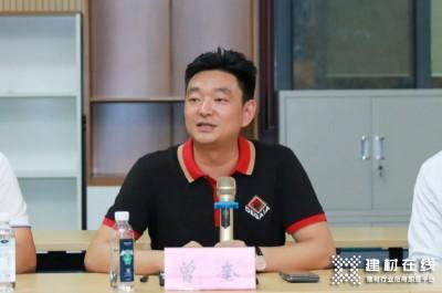 欢迎南京市移门行业协会一行莅临亿合门窗参观交流