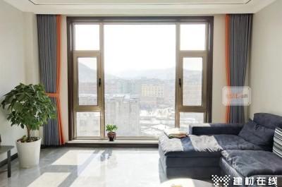 窗帘为什么要做满墙落地,看完你就懂了!