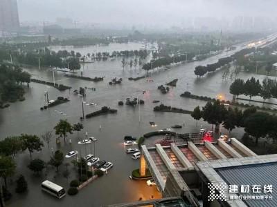 泛家居行业16大品牌驰援河南水灾捐赠名单