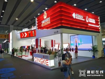 青稞智能锁2021中国建博会圆满结束