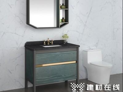浴室柜和镜柜安装高度是多少?可以参考以下尺寸