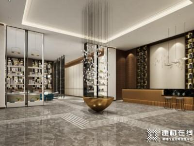 开洋木门是几线品牌?高端酒店携手开洋,共筑品质生活空间