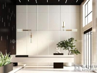 「空间灵感」美林汇6款让人眼前一亮的前台设计