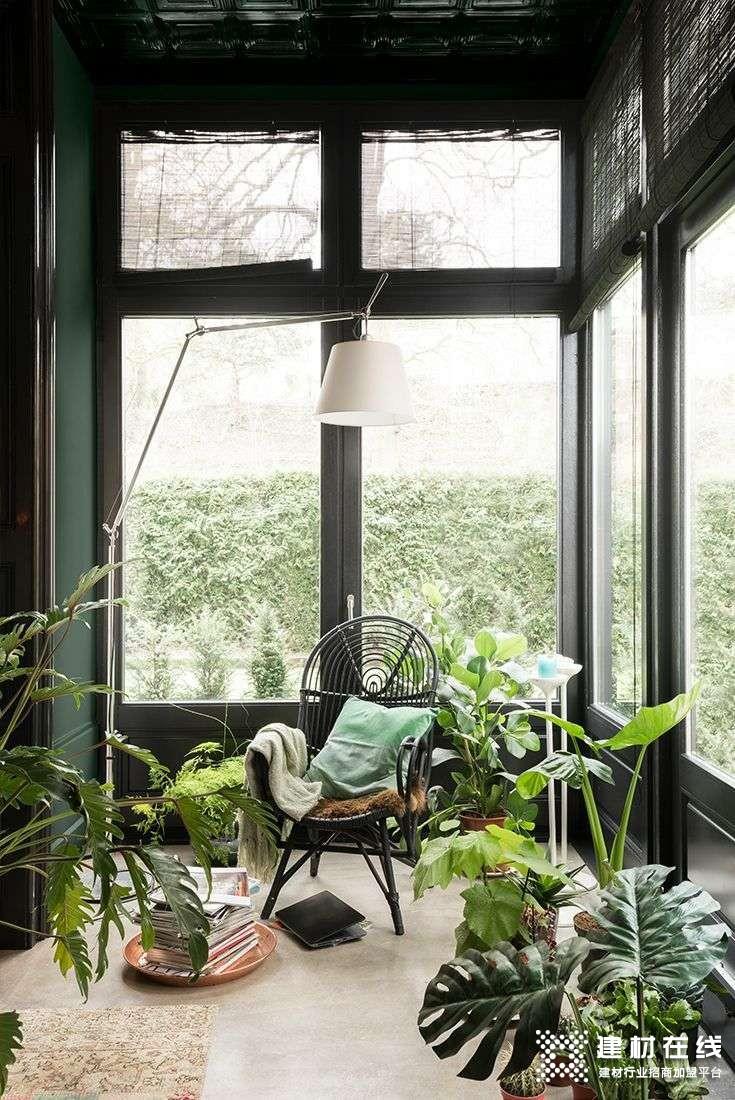 塞纳春天木门:阳台设计 封阳台之前看一看_2