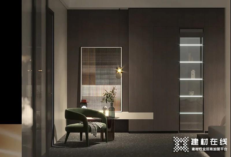 尚品本色木门:门墙柜一体化 重塑理享空间之美_1